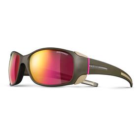 Julbo Monterosa Spectron 3CF Zonnebril Dames, army/camel/pink-pink